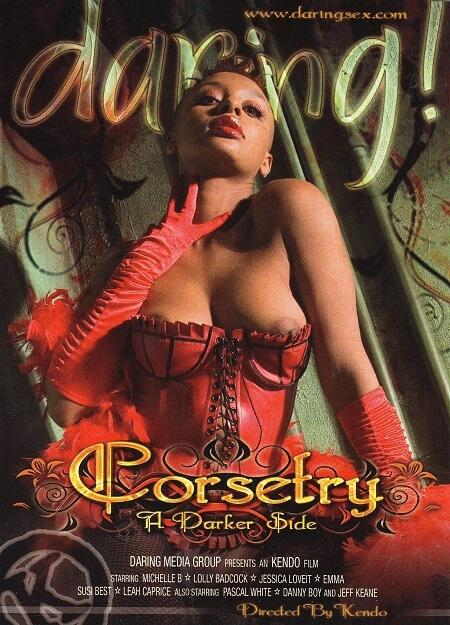 Corsetry A Darker Side